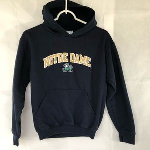 Champion Notre Dame Embroidered Sweatshirt